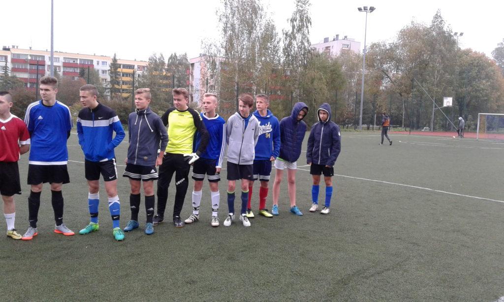 Liceum XLIII w Krakowie - turniej piłkarski