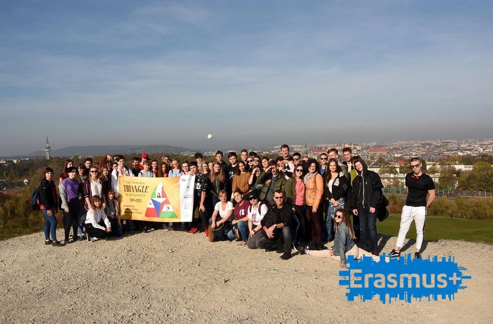 Kolejny dzień z projektem Erasmus+