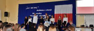 Akademia z okazji Święta Odzyskania Niepodległości przez Polskę